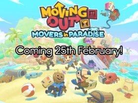 Movers in Paradise: nova DLC de Moving Out chega em Fevereiro