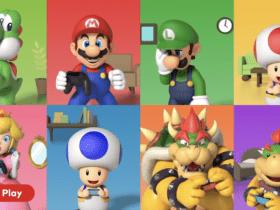 Nintendo está atualizando seu sistema de servidor multiplayer online