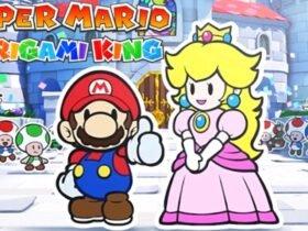 "Como ""Paper Mario: The Origami King"" me resgatou da apatia"