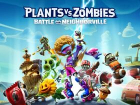 Plants vs. Zombies: Battle for Neighbourville chega ao Nintendo Switch em Março