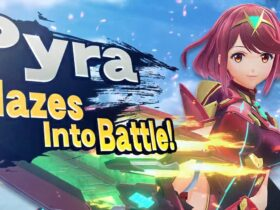 Pyra e Mythra de Xenoblade Chronicles juntam-se a Super Smash Bros. Ultimate