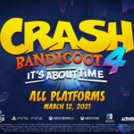 Crash Bandicoot 4: It's About Time é oficialmente confirmado para o Nintendo Switch
