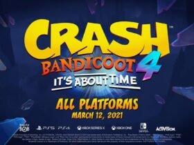 Crash Bandicoot 4: It's About Time é oficialmente confirmado para o Nintendo Switch