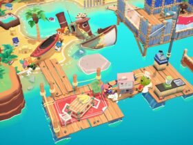 Moving Out: Movers in Paradise - DLC chega hoje recheada de conteúdo