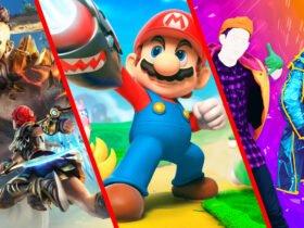 Ubisoft é a maior publisher third party em vendas no Nintendo Switch
