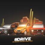 #DRIVE: jogo de corrida infinita chega ao Switch em Fevereiro