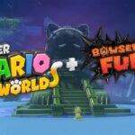 Novo vídeo da Nintendo mostra gameplay co-op de Bowser's Fury