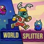 World-Splitter: plataforma e puzzle chega ao Switch em 2021