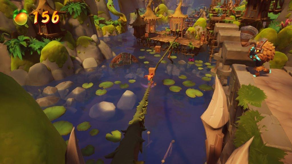 Crash Bandicoot 4: It's About Time - O plataforma que chegou na hora certa