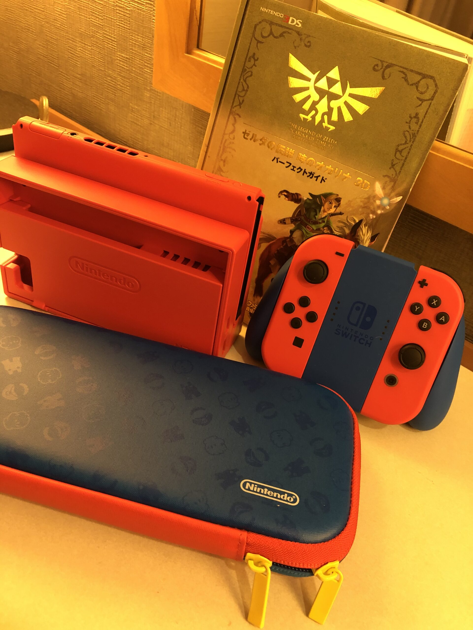 Unboxing Video: Nintendo Switch, Mario Red & Blue Edition - A carne é fraca!