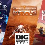 BIG Festival traz conteúdos inéditos de jogos brasileiros que chegam em 2021