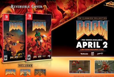 Limited Run Games anuncia DOOM: The Classic Collection para o Nintendo Switch