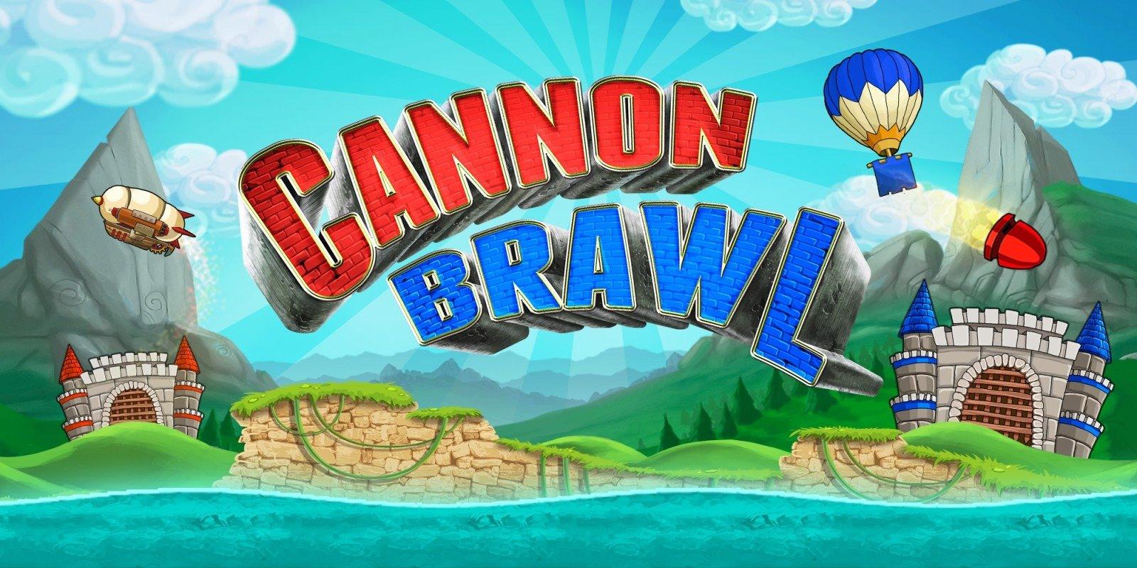 Cannon Brawl: artilharia 2D e estratégia chegam ao Switch em Abril