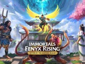 Segunda DLC de Immortals Fenyx Rising chega ao Switch ainda em Março