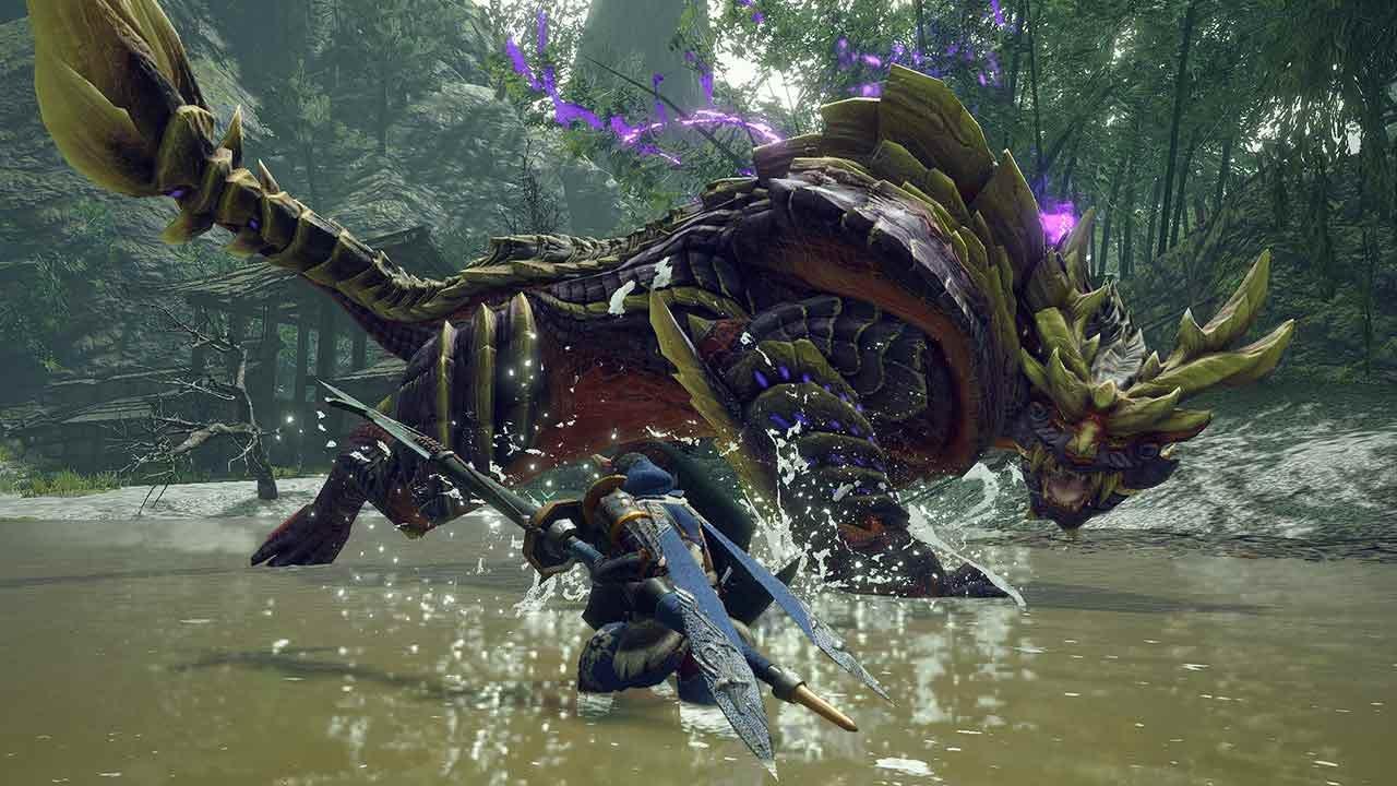 Monster Hunter Rise ultrapassa 4 milhões de cópias enviadas