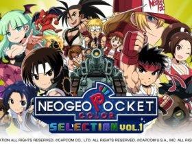 Neo Geo Pocket Vol. 1 é anunciado para o Nintendo Switch