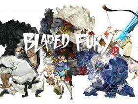 Bladed Fury - Uma Obra de Arte do Folclore Chinês