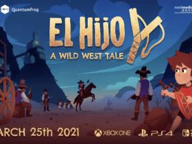 El Hijo: aventura no faroeste chega ao Switch em Março