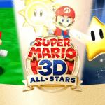 Reino Unido: Super Mario 3D All-Stars volta ao top 3 de vendas perto de seu fim