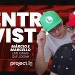 "[Entrevista] Conheça a dupla mais profissional da esfera Nintendista: Márcio e Marcello do canal ""Uns Caras que Jogam"""