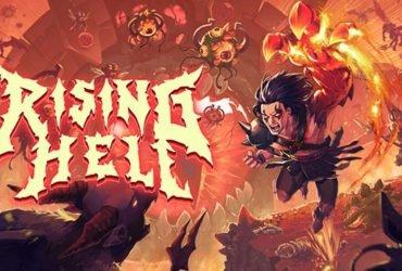 Rising Hell traz ação vertical movida a heavy metal para o Switch em Maio