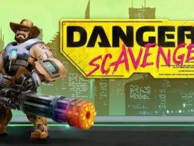 Danger Scavenger chega ao Switch este mês