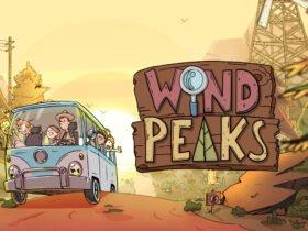 Wind Peaks: objetos escondidos no estilo de Gravity Falls chega ao Switch em Março