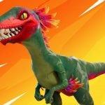 Fortnite adiciona dinossauros no mapa