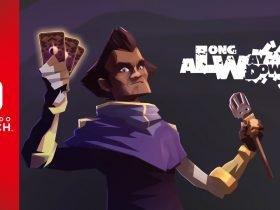 A Long Way Down: RPG roguelike de cartas chega ao Switch em Abril