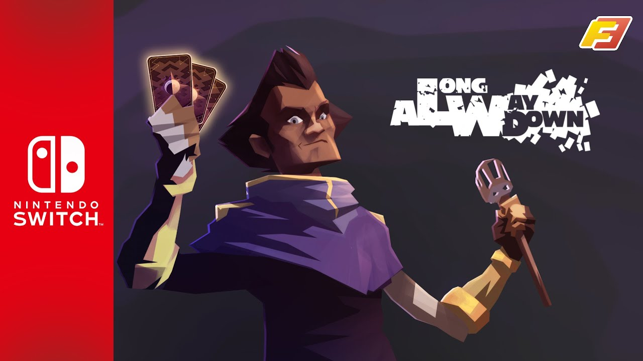 A Long Way Down: RPG roguelike de cartas chega ao Switch em Abril