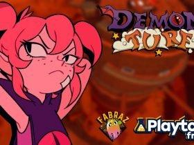 Demon Turf: plataforma 3D chega ao Switch em 2021