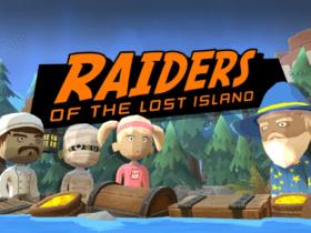 Raiders of the Lost Island: multiplayer cooperativo e competitivo chega ao Switch em Março