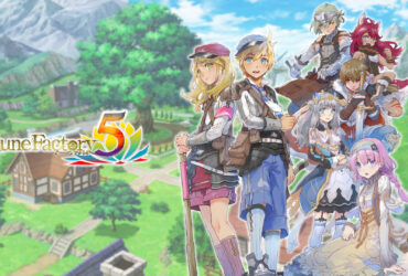 Rune Factory 5 está atualmente no topo da eShop japonesa