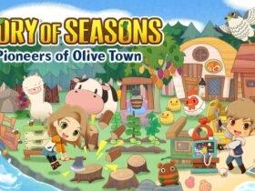 Japão: Story of Seasons: Pioneers of Olive Town lidera as vendas da semana