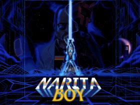 Narita Boy: jogo neo-nostalgico chega ao Switch hoje