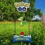 Pokémon GO: Snivy é o destaque do Dia Comunitário de Abril
