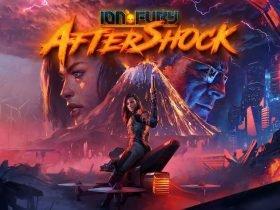 DLC Aftershock para Ion Fury chega com muito mais ação FPS