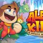 Alex Kidd in Miracle World DX chega ao Nintendo Switch em Junho
