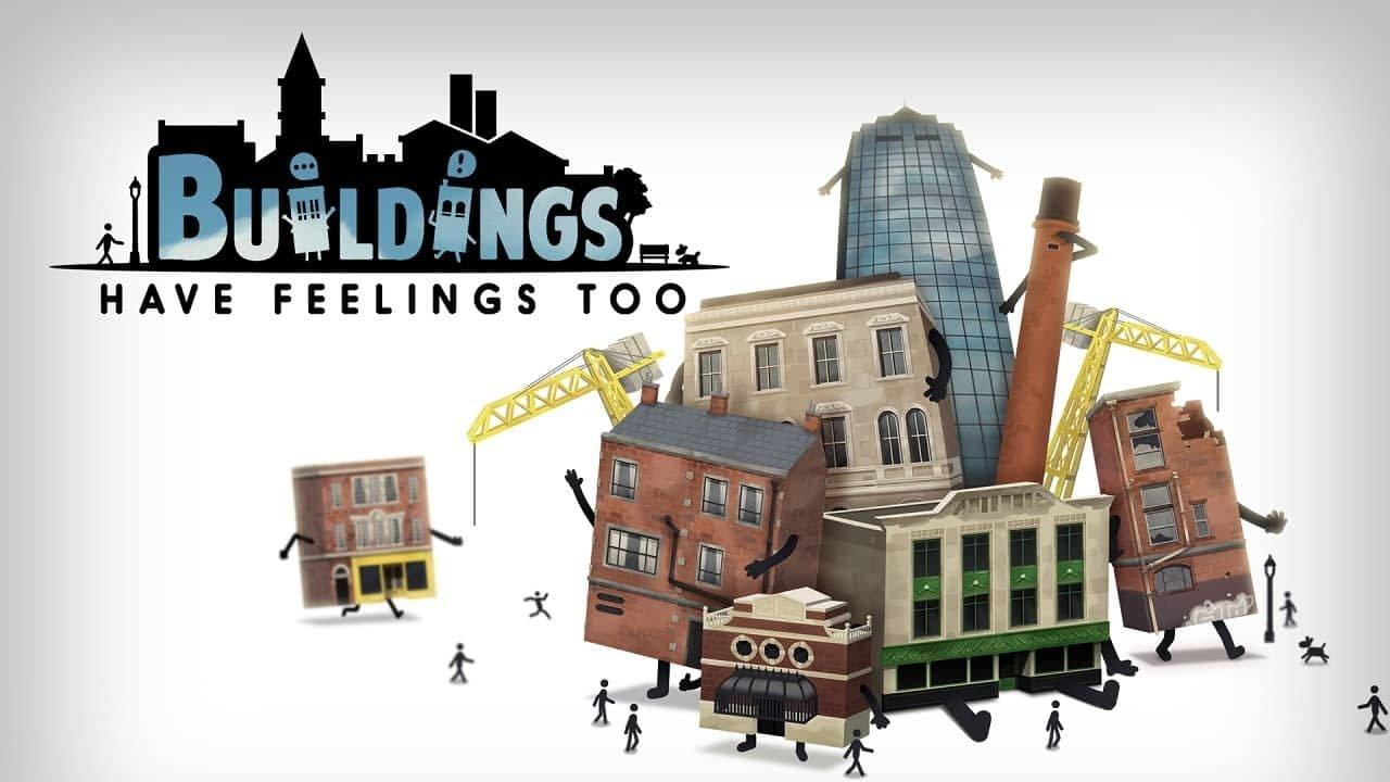 Buildings Have Feelings Too!: jogo peculiar de gerenciamento chega ao Switch em Abril