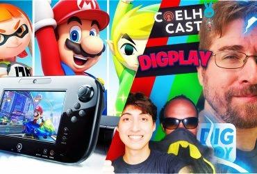 CoelhoCast #38 - O legado do injustiçado Wii U (ft. Digplay)