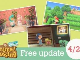 Animal Crossing: New Horizons: próxima atualização chega esta semana