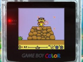 Como seria Pokémon Snap no Game Boy Color?