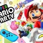 Super Mario Party ganha atualização que libera tabuleiros para jogos online