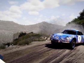 WRC 10 está chegando ao Switch
