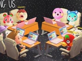 Conheça a ilha de Animal Crossing: New Horizons inspirada em Among Us