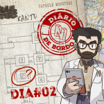 Diário de Bordo #02 - A Cidade Perdida de Kanto