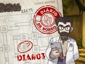Diário de Bordo #03 – A Cidade Perdida de Kanto