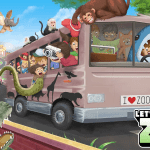 Let's Build a Zoo: gerenciamento de zoológico e fusão de animais chegará ao Switch