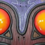 Fã constrói uma máscara incrível de The Legend of Zelda: Majora's Mask