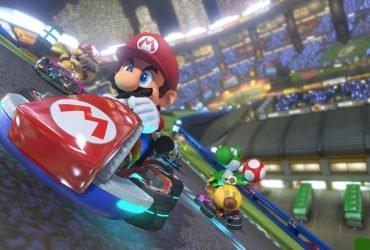 EUA: Mario Kart 8 é o jogo da Nintendo mais vendido em setembro, mas não entra no top 10